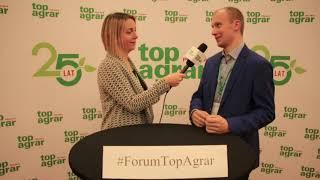 Jacek Mey o efektywnej produkcji świń –III Forum Rolników i Agrobiznesu w Poznaniu
