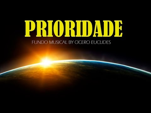 Fundo Musical Prioridade (Midian Lima) Para adorar a Deus    by Cicero Euclides