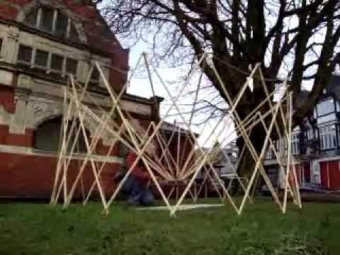 Pop Up Yurt Youtube
