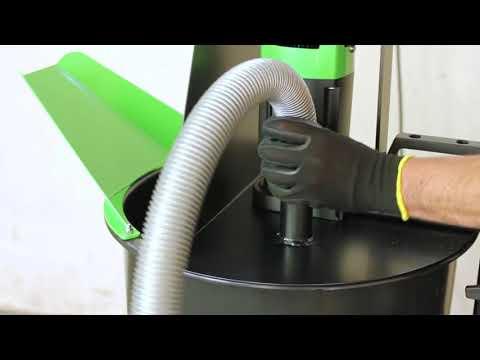Batteridrevet støvsuger   Batteridrevet vakum for