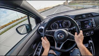 Nissan Micra | Test Drive