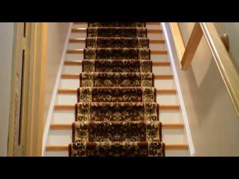 Diy Mom Tutorial How To Install A Stair Case Runner Youtube | Oriental Carpet Stair Treads | Non Skid | Kings Court | Carpet Runners | Amazon | Stair Runner