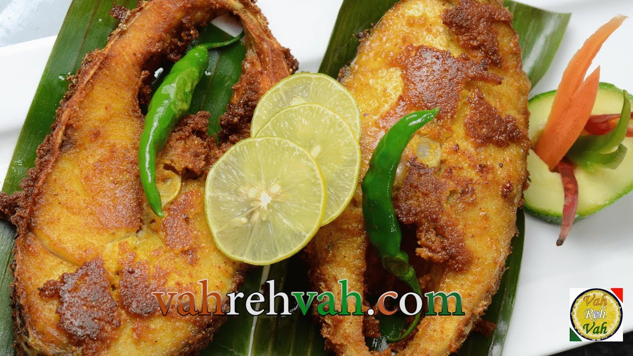 Coastal fish fry recipe by vahchef youtube for Cliffords fish fry