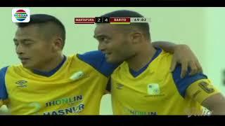 Video Gol Pertandingan Martapura FC vs Barito Putera