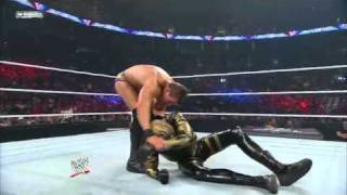WWE Superstars 02/09/10 - Ted DiBiase vs. Goldust