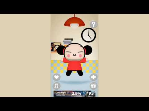 Talking Pucca Free By Cotton Interactive |Educational Games For Kids | Android Game