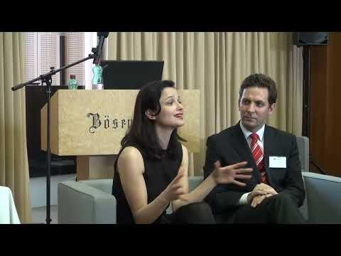 Dora Deliyska, interview