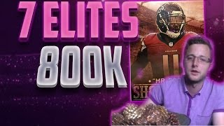 Madden Mobile 17 800k Pro Packs. The Secret to Pulling Elites! 7 Elite Pulls on Quest for Mr. 300!