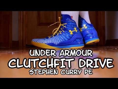 Under Armour ClutchFit Drive - Stephen Curry PE Gradient Fade