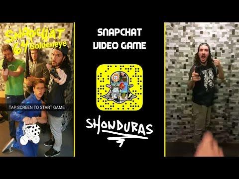 Snapchat Goldeneye 64 - Snapchat Stories - Shonduras
