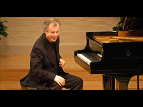 Andras Schiff is playing the piano at Liszt Academy, Hungary in 11/12/2011