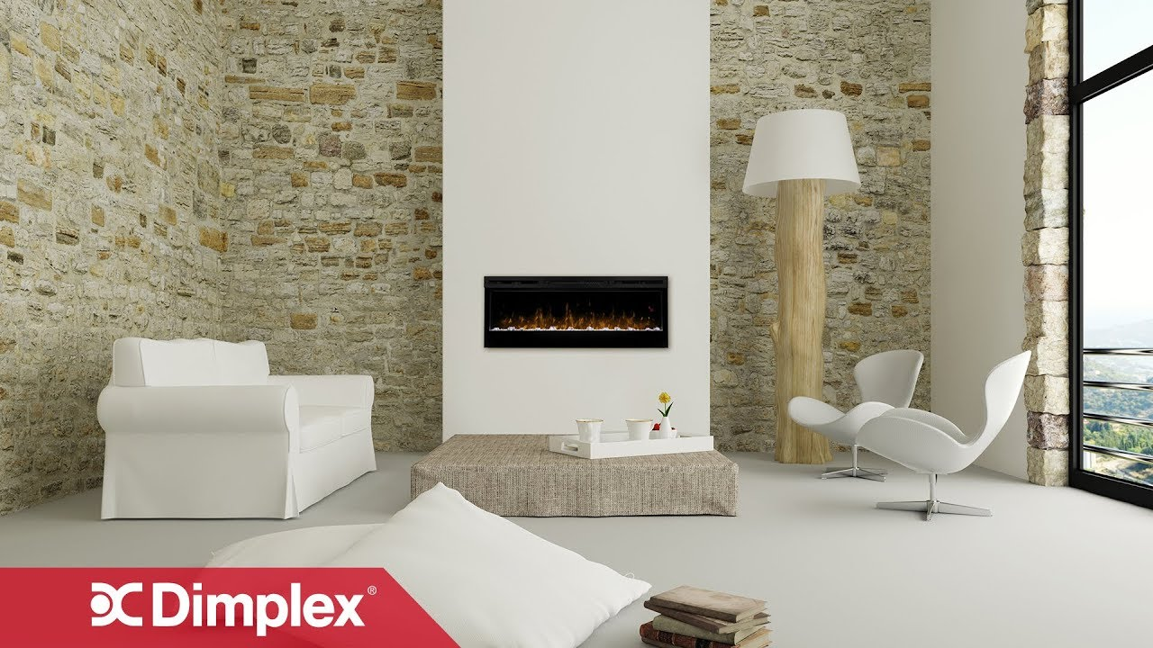 dimplex prism series 50 inch linear electric fireplace blf5051