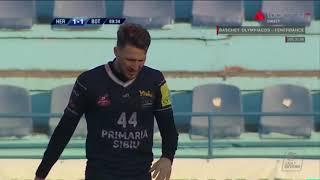 FC Hermannstadt - FC Botosani: Martin Fraisl evita golul ('90) - Liga 1 Etapa 15