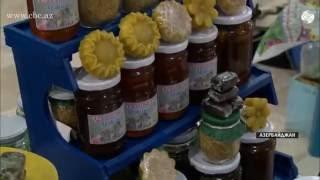 Пчеловоды из разных районов Азербайджана представили свою продукцию в Баку