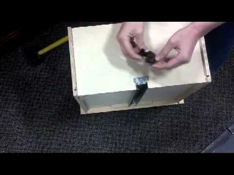 Center Mount Slide How To Separate Drawer Slide From C