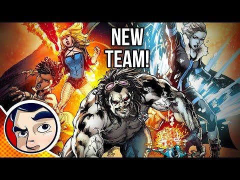 "Justice League of America Rebirth ""Batman's New Team"" - Rebirth Complete Story"