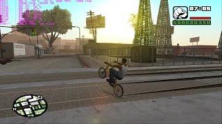GTA San Andreas - PCSX2 1.5.0 - 7680x4320