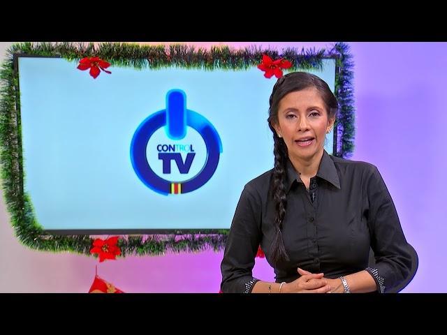 #ControlTv 8 de Diciembre , Tema: Séptimo #ForosTRO Educando desde las regiones.