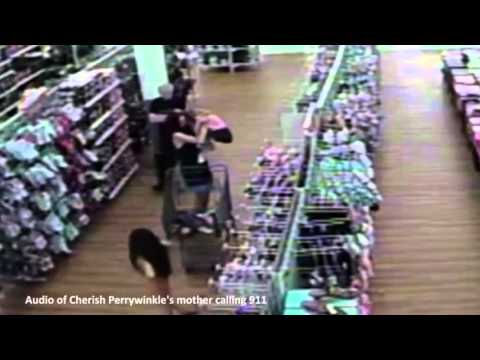 911 audio: Girl abducted from Walmart, raped and killed