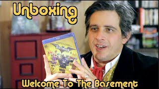 Lego Batman DVD   Unboxing   Welcome  To The Basement