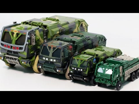 Transformers Movie 4 AOE Autobot HOUND Oversized Leader Voyager Deluxe 4 Vehicles Robot Car Toys