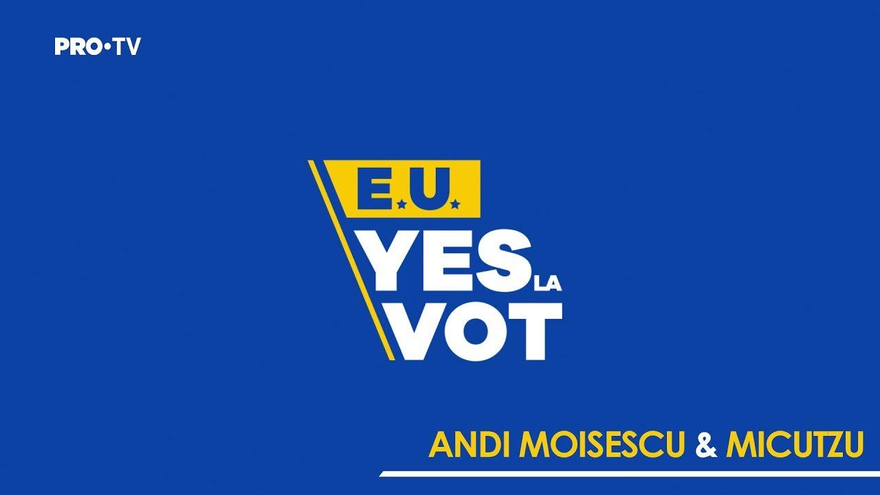 Andi Moisescu și Micutzu #yeslavot