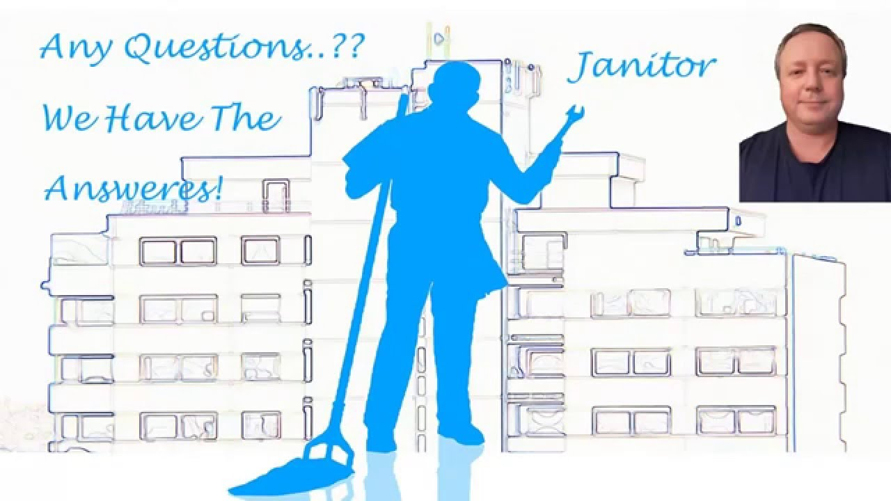 another name for janitor in kansas city mo usa youtube - Another Name For Janitor