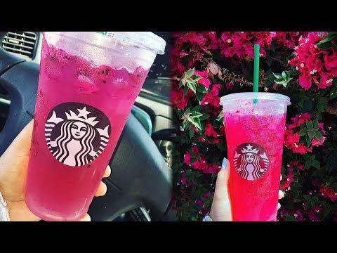 Starbucks Debuts Refreshing NEW Mango Dragonfruit Drinks