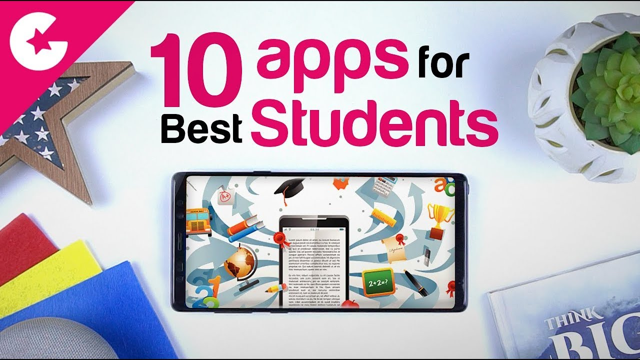 10 Top Apps For Students With Special >> Top 10 Best Apps For Students Free Apps 2019 Youtube