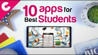 Top 10 Best Apps For Students - Free Apps 2019
