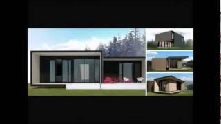 Современные дома часть 2(Подборка-видеоряд современных проектов и дизайнерских решений. Современные дома в единении с природой...., 2012-01-03T18:00:17.000Z)