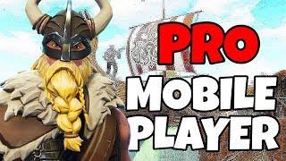 FAST MOBILE BUILDER // New Magnus Skin // 90+ Wins // Fortnite Mobile Gameplay + Tips