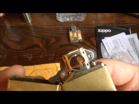 Zippo Lighter Repair Service: An Excellent Experience