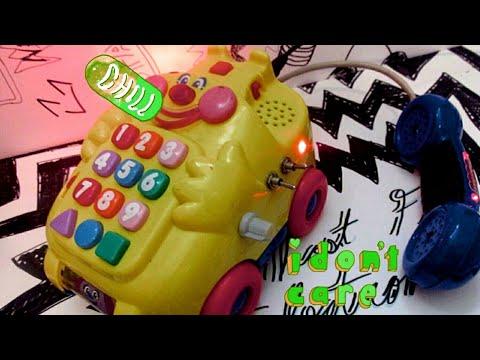 Circuit-Bent Talking Musical Telephone