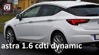 Opel ASTRA K 1.6 CDTİ OTOMATİK İnceleme Test