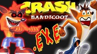 Evil Crash Bandicoot