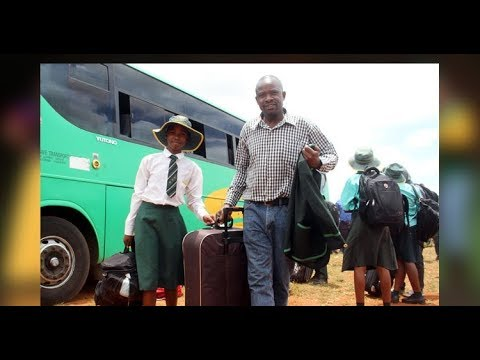 Reporting day fiasco as parents escort their children to enroll as Form One's: Your Money