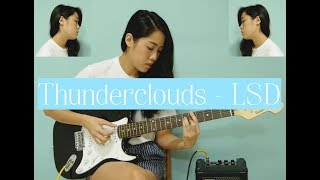 LSD - Thunderclouds ft. Sia, Diplo, Labrinth [Cover by Joy Heng] Video