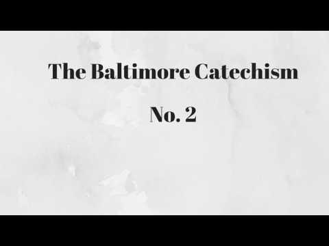 Baltimore Catechism No 2 - Catholic Prayers & Hymns