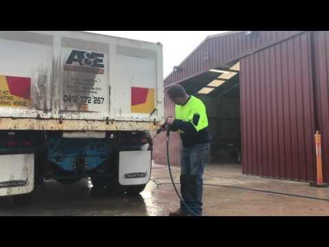 How to Wash a Tipper EasyWash Australia