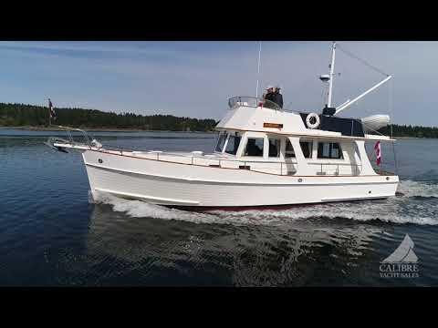 2005 Grand Banks - GB 42 EU    Calibre Yachts