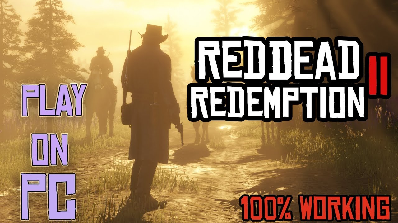 Download Red Dead Redemption 2 Pc For Free Youtube