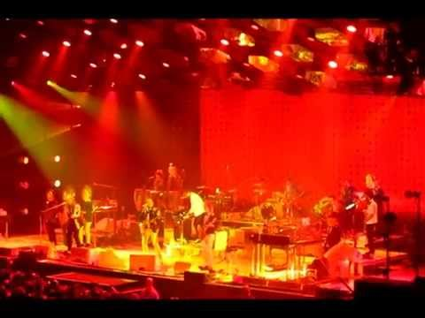Arcade Fire Reflektor tour Winnipeg