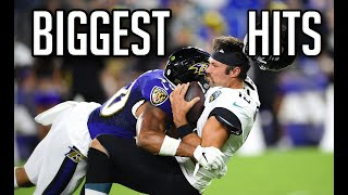 NFL Biggest Hits of The 2019-2020 Season || HD