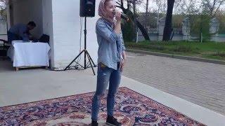 Alla Petrova в храме Благовещения в Павловской Слободе. 2016г.4ч(, 2016-05-01T22:14:06.000Z)