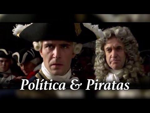 Política & Piratas (Parte 1/3)