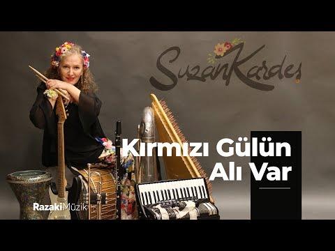 Suzan Kardeş | Kırmızı Gülün Alı Var feat. Halil Ergün