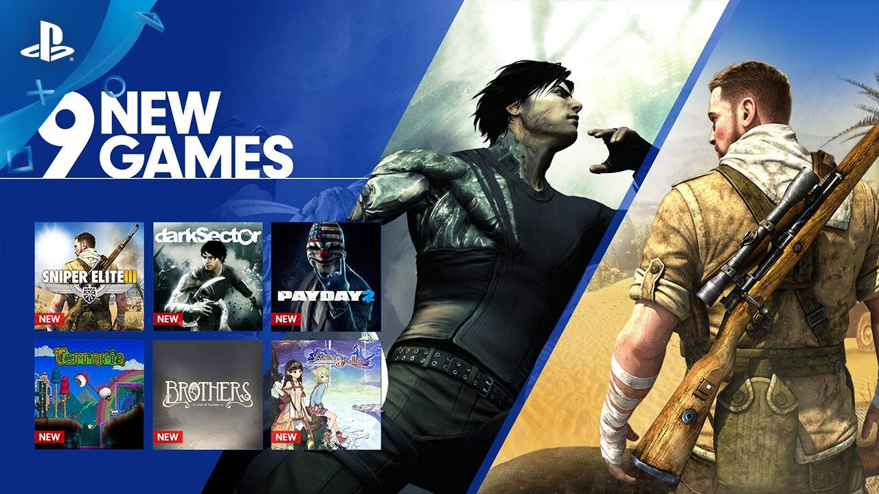 9 New Games On Playstation Now Ps4 Youtube
