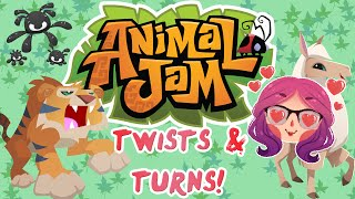 Animal Jam | Twists & Turns! [7] | Mousie