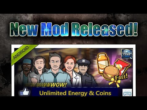 criminal case pacific bay mod apk unlimited stars and energy